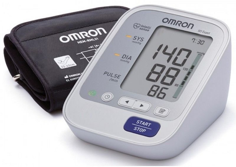 �������� OMRON M3 Expert �������+������������� ������� HEM-7132-ALRU