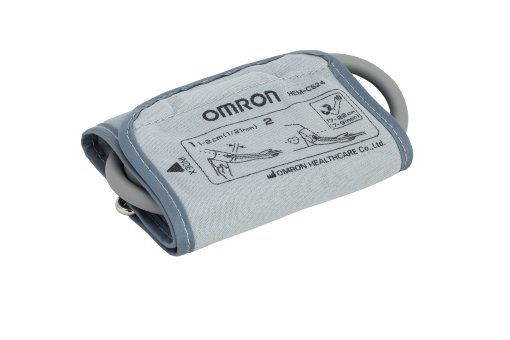 Манжета OMRON CSB2 Small Cuff and Inflation Bulb (HEM-CS24) педиатрическая с грушей (17-22 см)